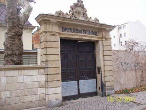 Portal zum Kutscherhaus